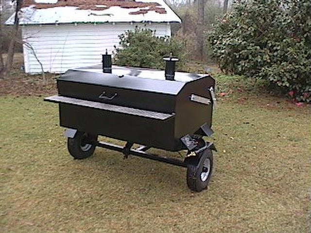 NC Grills, BBQ Grills, Grills in Eastern North Carolina, Pig
